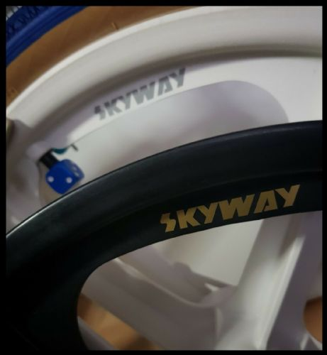 SKYWAY WHEEL STICKERS